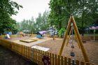 dětské hřiště v Rychnově nad Kněžnou
