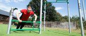 Nově v nabídce: Multifunkční fitness rám pro venkovní cvičení