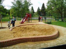 Dětské hřiště v Břevnově