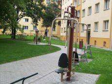 Fitness vybavení Petřiny