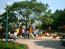 Dětské hřiště v Havířově