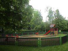 Dětská hřiště Jižní Město