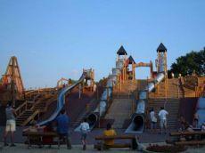 Dětská hřiště v Maďarsku