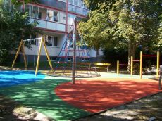 Rákosníčkovo dětské hřiště Pardubice