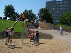 Dětská hřiště Mohylová