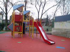 Dětské prolézačky Nad Primaskou