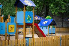 Rákosníčkovo dětské hřiště Rychnov nad Kněžnou