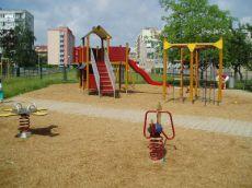 Dětské skluzavky v Mladé Boleslavy
