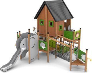 vybavení dětských hřišť - UniPlay