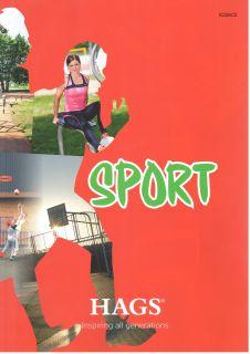 Sportovní hřiště Hags katalog