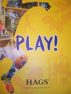 Katalog vybavení dětských hřišť 2013