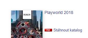 Stáhnout katalog Playworld 2018