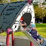 Dětská hřiště Berliner Seilfabrik